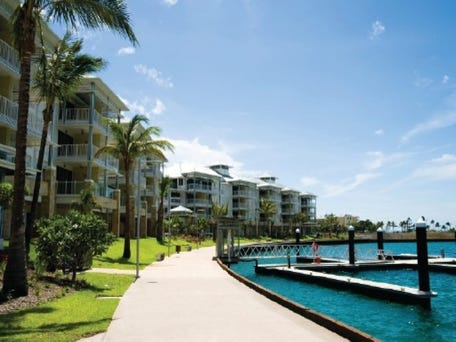 Penthouse, 33 Port D Port of Airlie Marina, Airlie Beach