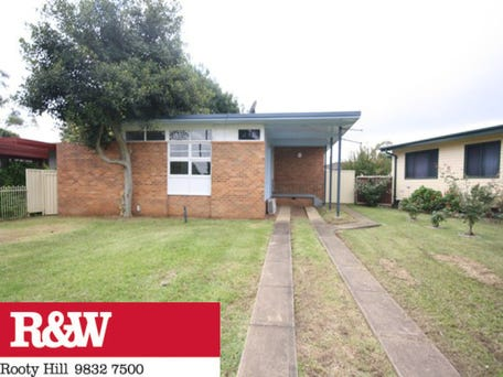 201 Carlisle Avenue, Hebersham, NSW 2770