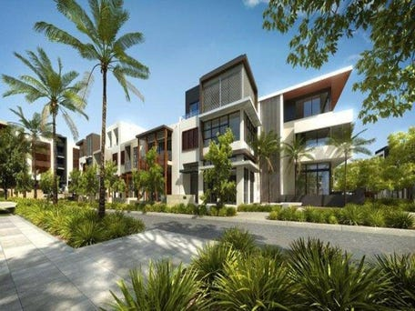 1-13 Libertas Villas, 'salacia Waters', Paradise Point, Qld 4216