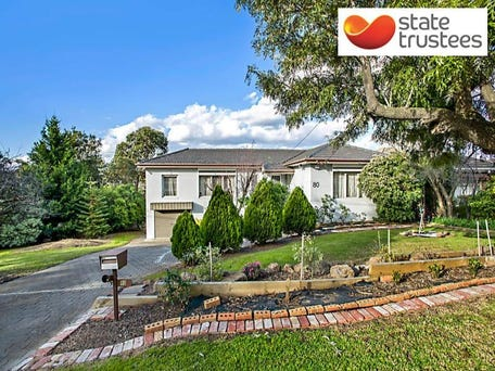 Sold Price For 80 Hillsyde Parade Strathmore Vic 3041