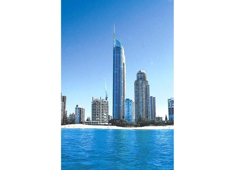 1409/9 Hamilton, Surfers Paradise, Qld 4217