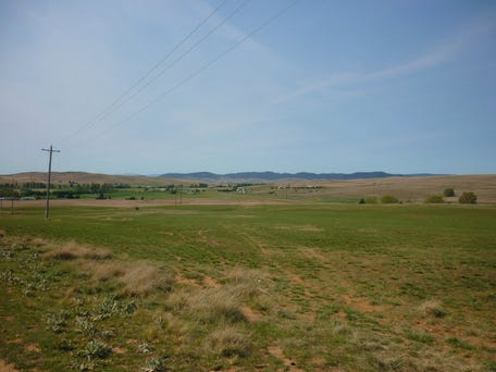 Monaro Highway, Bunyan, NSW 2630