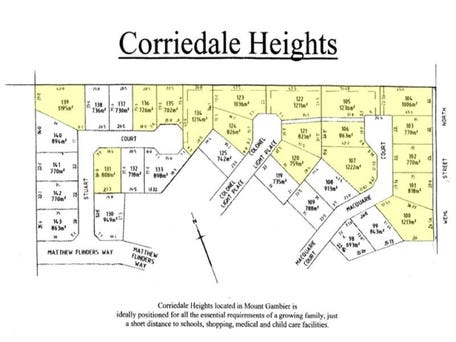 Corriedale Heights, Mount Gambier