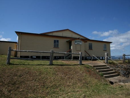 Beechmont Hall, 1449 Beechmont Road, BEECHMONT QLD 4211