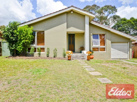 Sold Price For 11 Gathrey Crescent Kings Langley NSW 2147