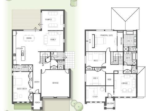 Acacia 1834 N01 - floorplan