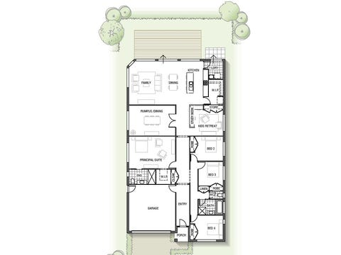 Alexandria 1532 N01 - floorplan