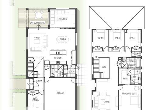 Banksia 1530 N01 - floorplan