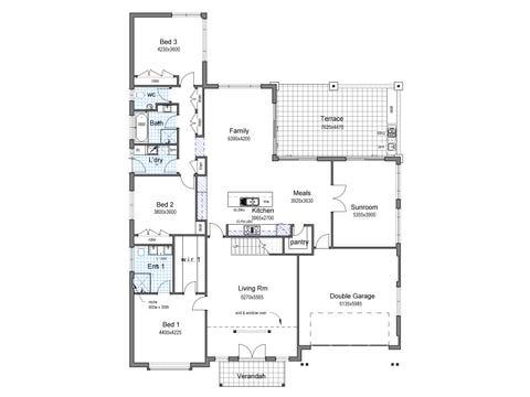 SANDALWOOD 44 - floorplan