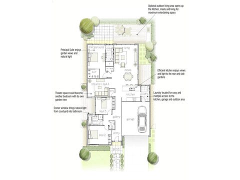 Satori 200 - floorplan