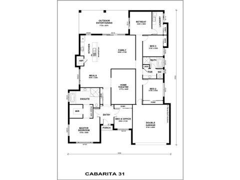 Cabarita 31 - floorplan