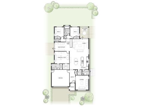 Kentia 1530 N01 - floorplan