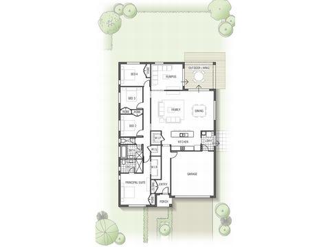 Coachwood 1528 N01 - floorplan