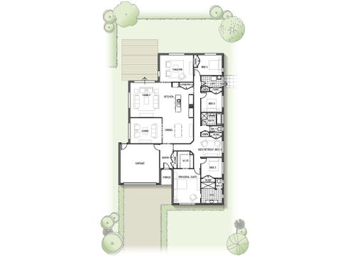 Laurina 1832 N01 - floorplan
