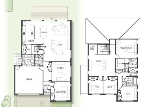 Mapleton 1530 N01 - floorplan