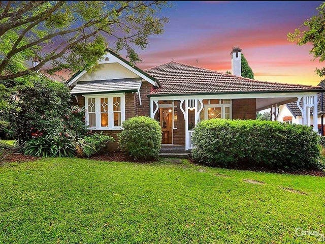 12 Middle Harbour Road, Lindfield, NSW 2070