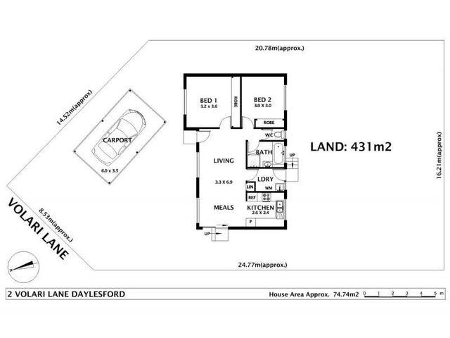 2 Volari Lane, Daylesford, Vic 3460
