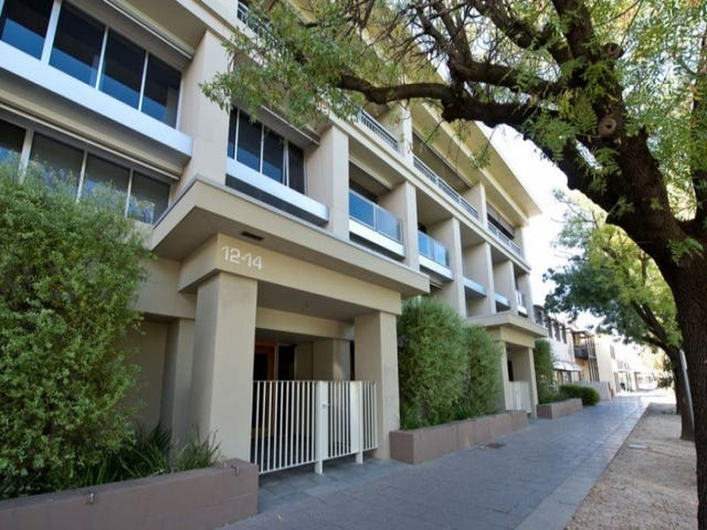 12D/12-14 HURTLE SQUARE, Adelaide, SA 5000