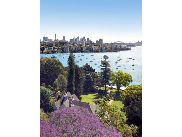 Point Piper, address available on request
