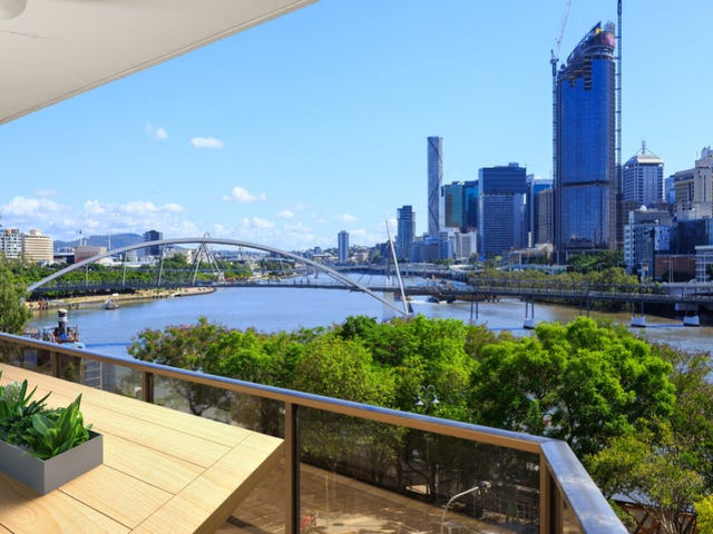 12/10 Lower River Terrace, South Brisbane, Qld 4101