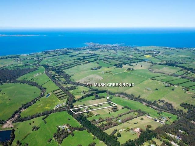 311 Musk Creek Road, Flinders, Vic 3929