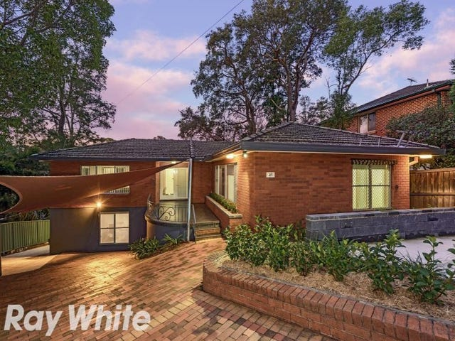 43 Oakland Avenue, Baulkham Hills, NSW 2153