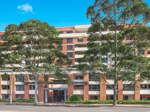 21/121 Pacific Highway, Hornsby, NSW 2077