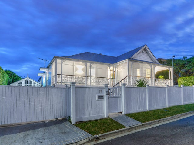 17 Oliver Street, Wooloowin, Qld 4030
