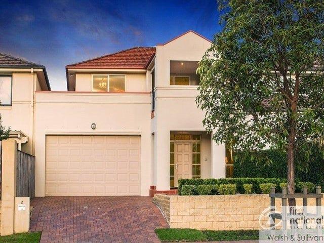 2 Westwood Way, Bella Vista, NSW 2153