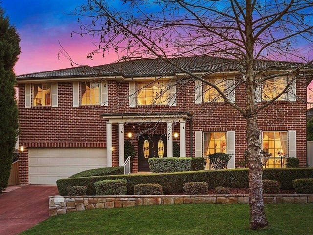61 Balintore Drive, Castle Hill, NSW 2154