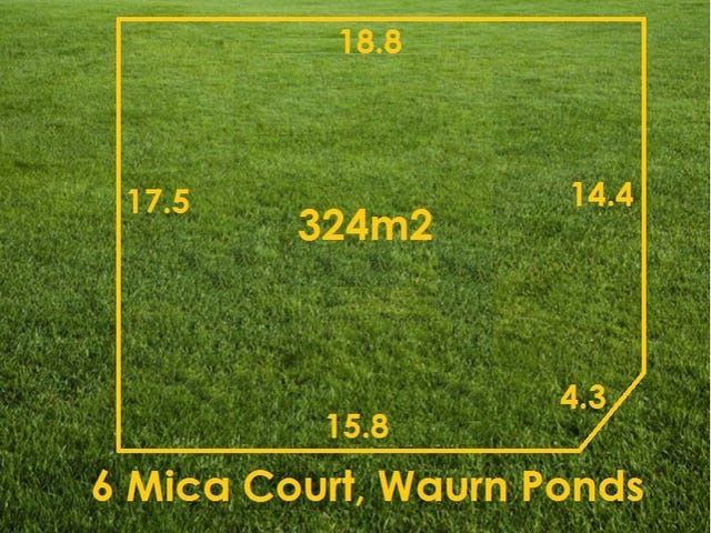 6 Mica Court, Waurn Ponds, Vic 3216