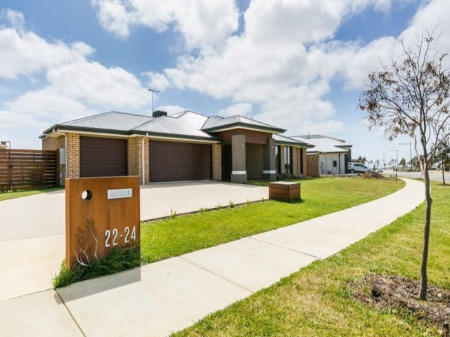 22-24 Warralily Boulevard, Armstrong Creek, Vic 3217