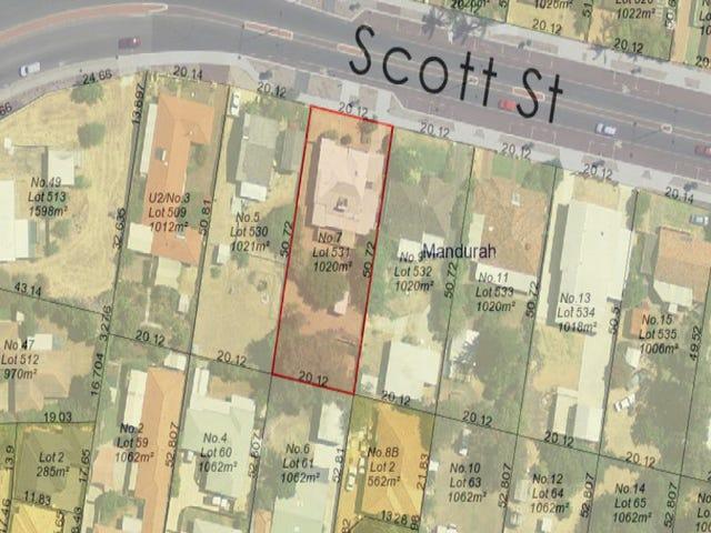 7 Scott Street, Mandurah, WA 6210