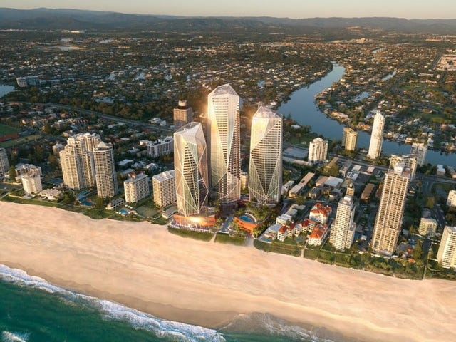 Corner Wharf Road and Old Burleigh Road, Surfers Paradise, Qld 4217