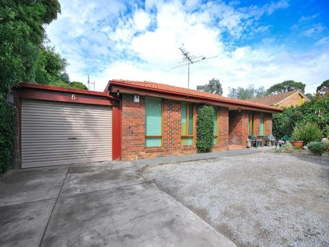 6 Marykirk Drive, Wheelers Hill, Vic 3150