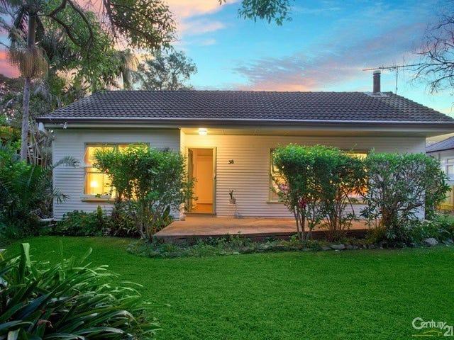 38 Elaine Avenue, Avalon Beach, NSW 2107