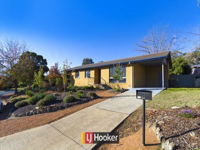 34 Blackwell Circuit, Flynn, ACT 2615