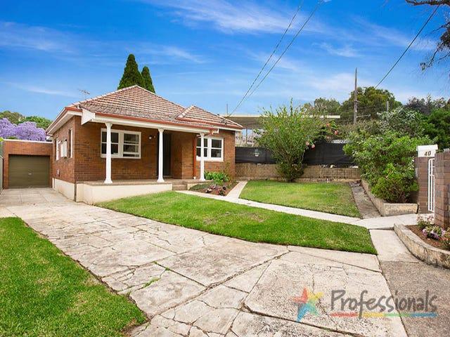 40 Judd Street, Oatley, NSW 2223