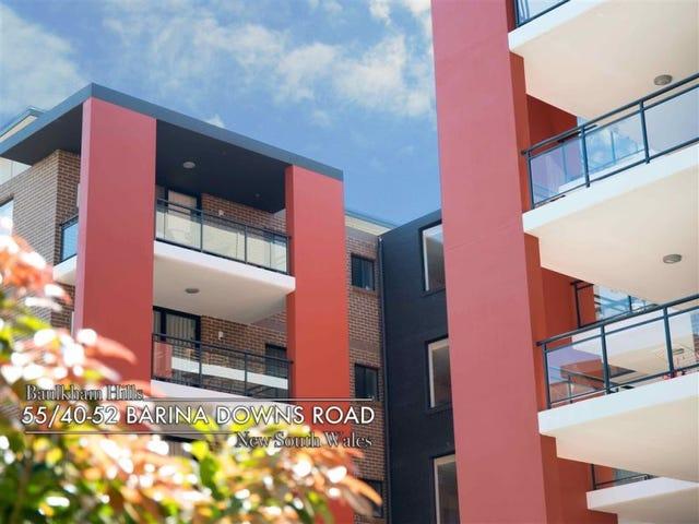 55/40-52 Barina Downs Road, Baulkham Hills, NSW 2153