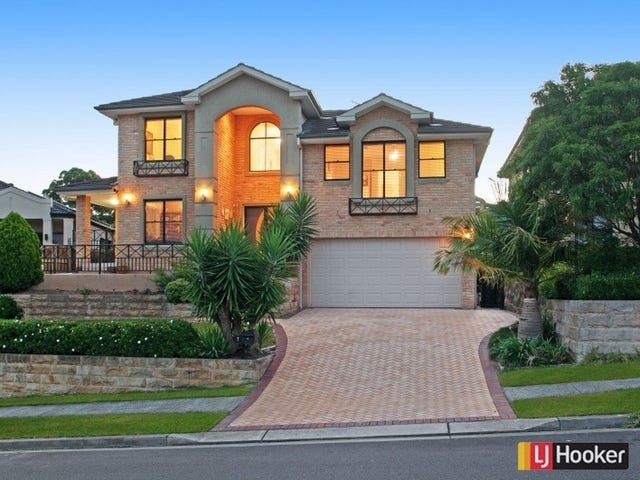 7 Brosnan Place, Castle Hill, NSW 2154