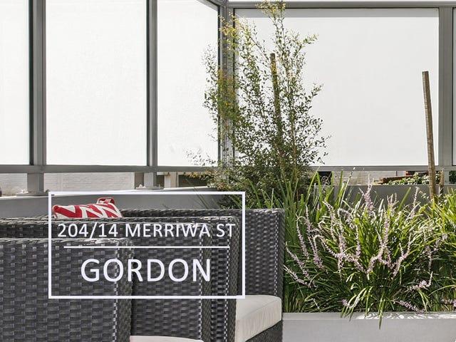 204/14 Merriwa Street, Gordon, NSW 2072