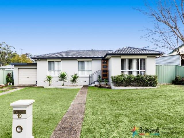 10 Phar Lap Close, St Clair, NSW 2759