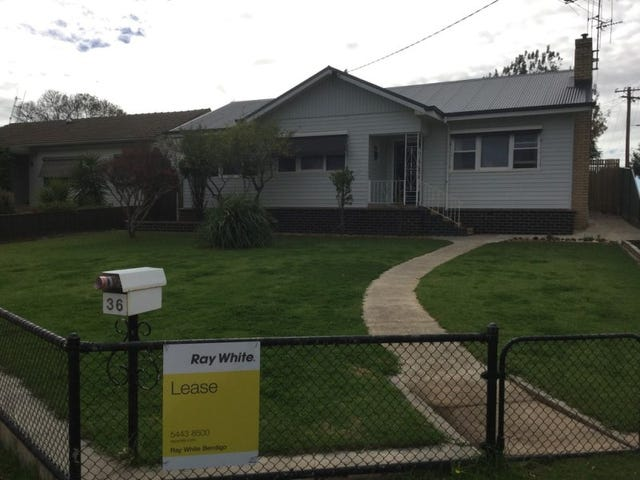 36 Moran Street, North Bendigo, Vic 3550