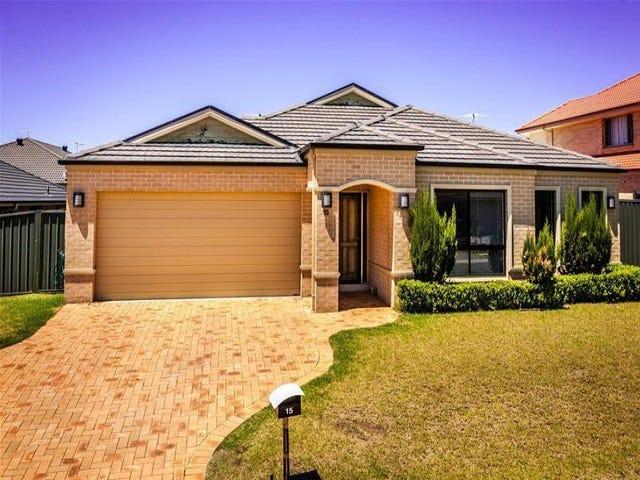 15 Abermain Avenue, Kellyville Ridge, NSW 2155