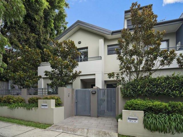1/6 Palmer Street, Naremburn, NSW 2065