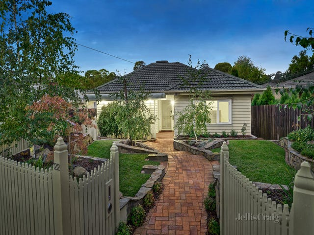22 Evelyn Road, Ringwood North, Vic 3134
