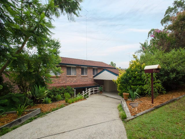 6 Billagal Place, Blaxland, NSW 2774