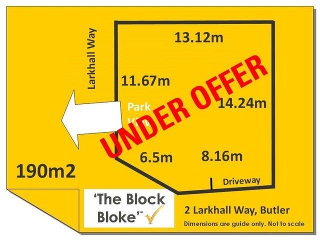 2 Larkhall Way, Butler, WA 6036