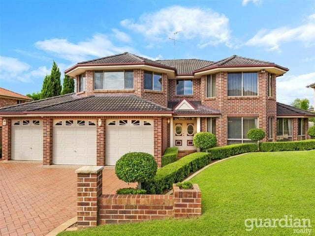 6 Valleyview Place, Kellyville, NSW 2155