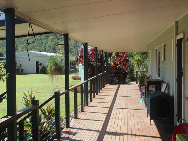 Dows Creek, address available on request